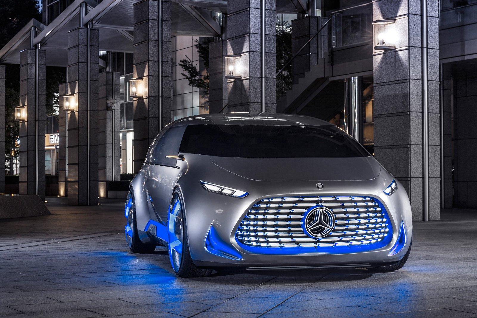 Mercedes показала новий концепт