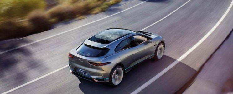 Jaguar All-Electric Concept