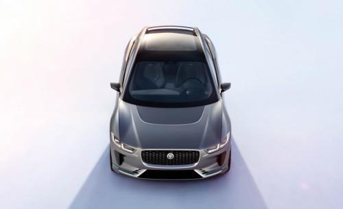 Jaguar All-Electric Concept